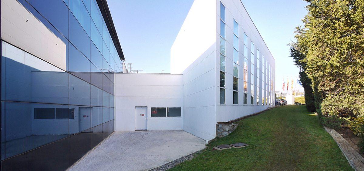 EXNOVO CONSTRUCCION_Ampliación Edificio de Oficinas y laboratorios SANDOZ