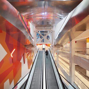 EXNOVO CONSTRUCCION_MURAL_MARISCAL_CENTRO COMERCIAL GLORIES_BARCELONA_1
